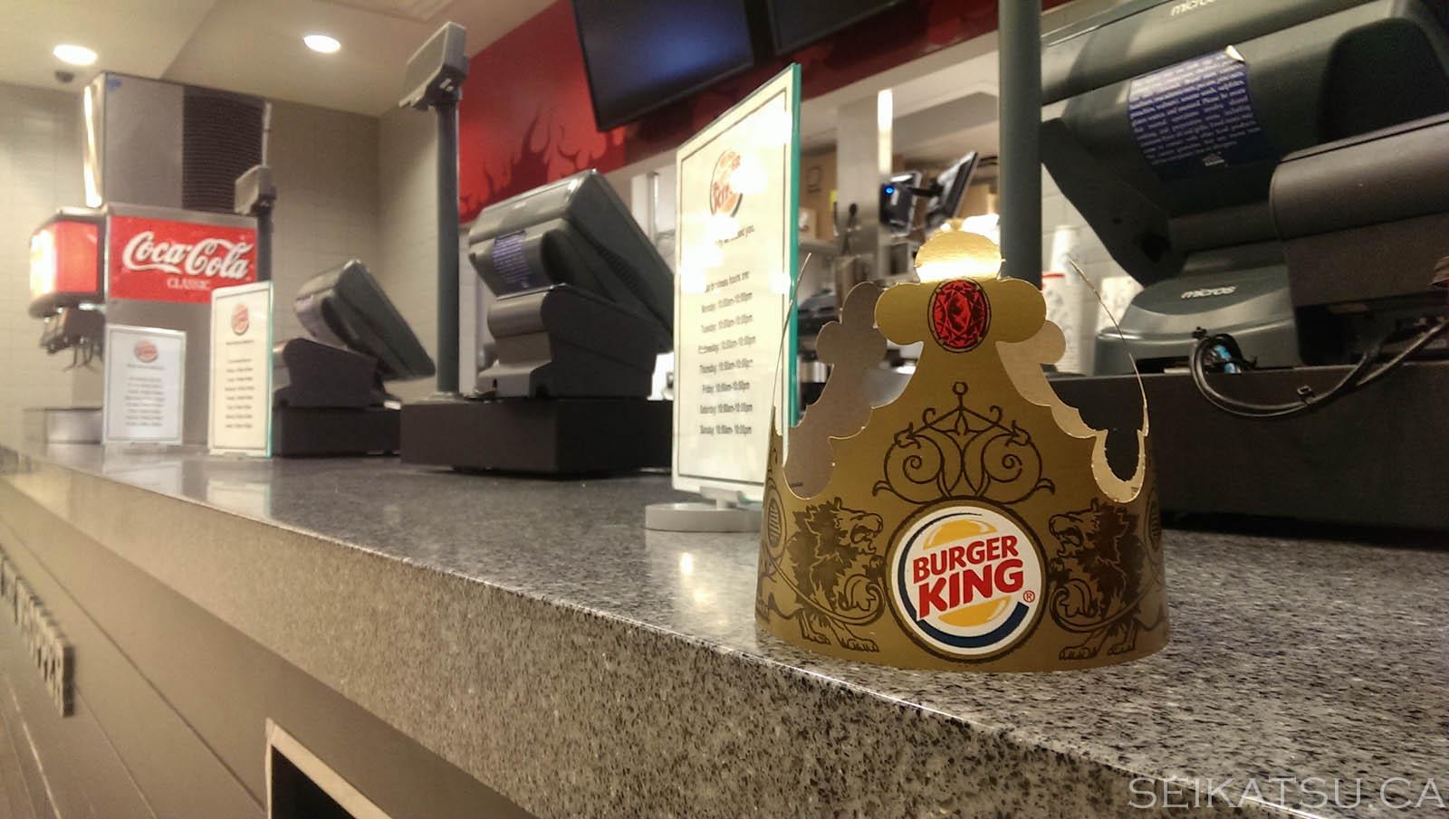 Burger King Hat