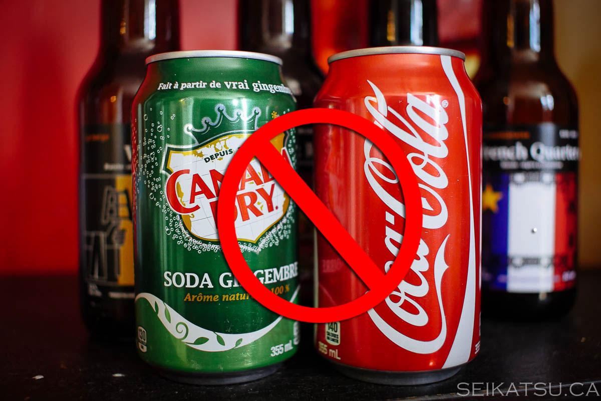 No To Soda