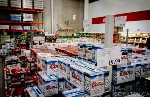 コストコ、ケベック州のビール